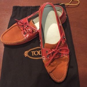 Women TOD'S loafers